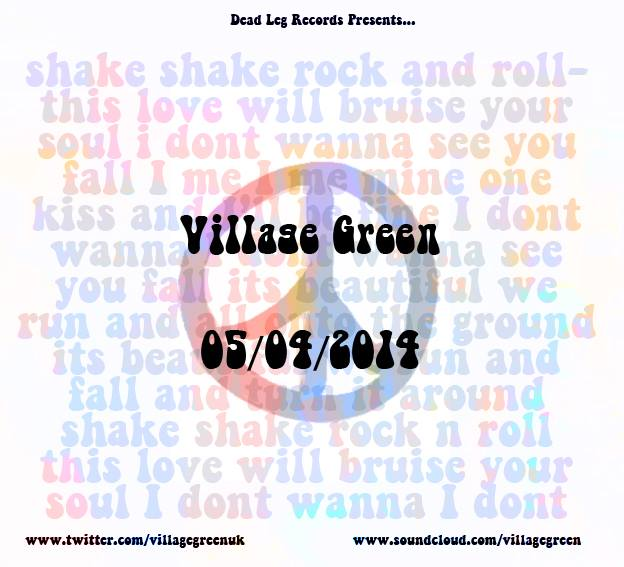 SUNSHINE: Village Green to launch new single.