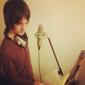 In the Studio: AlistairSheerin