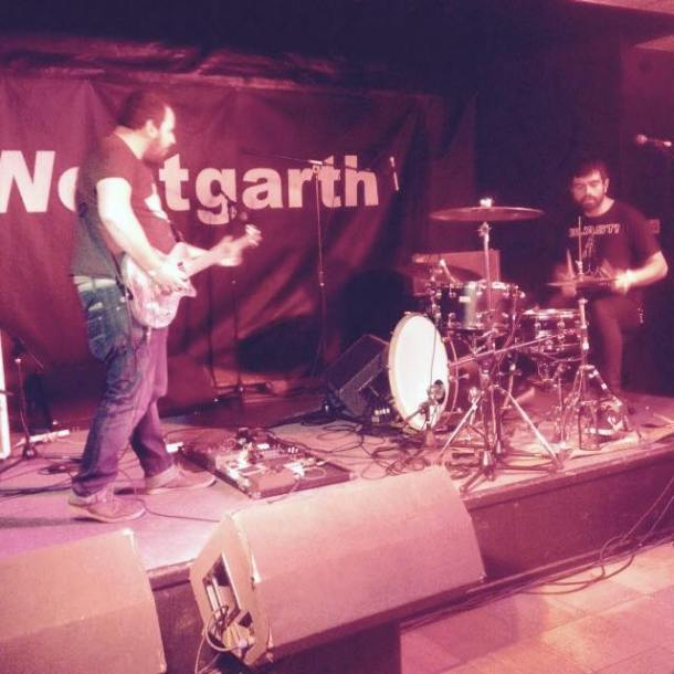 FIVE VENUES: The Westgarth was one of five venues to host bands.